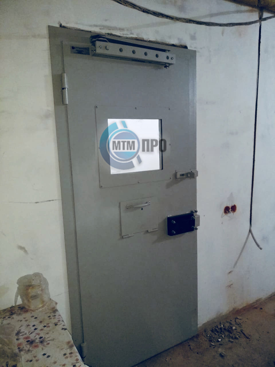 дверь камерная