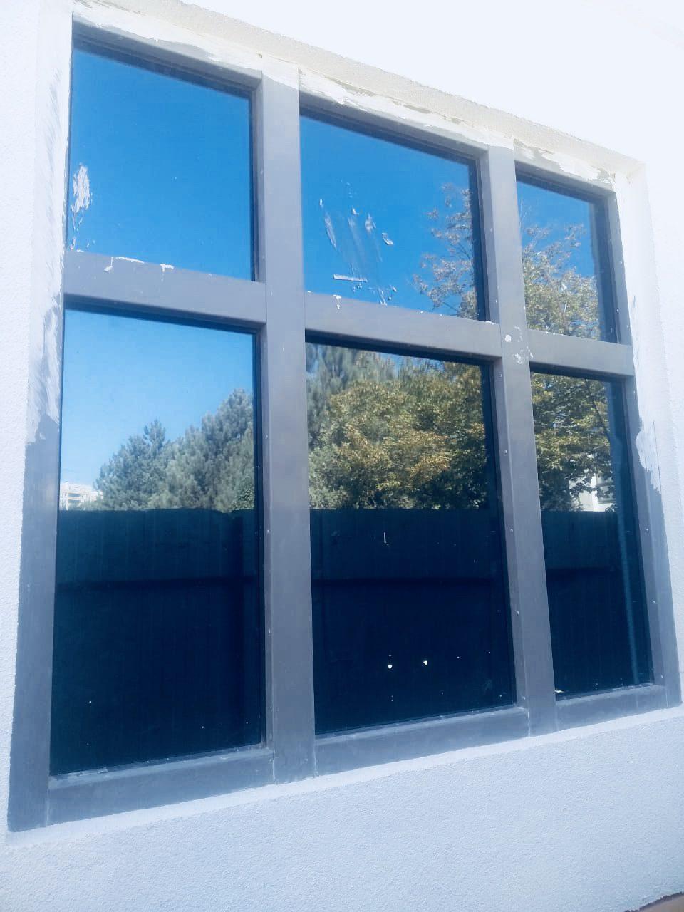 Бронированное окно