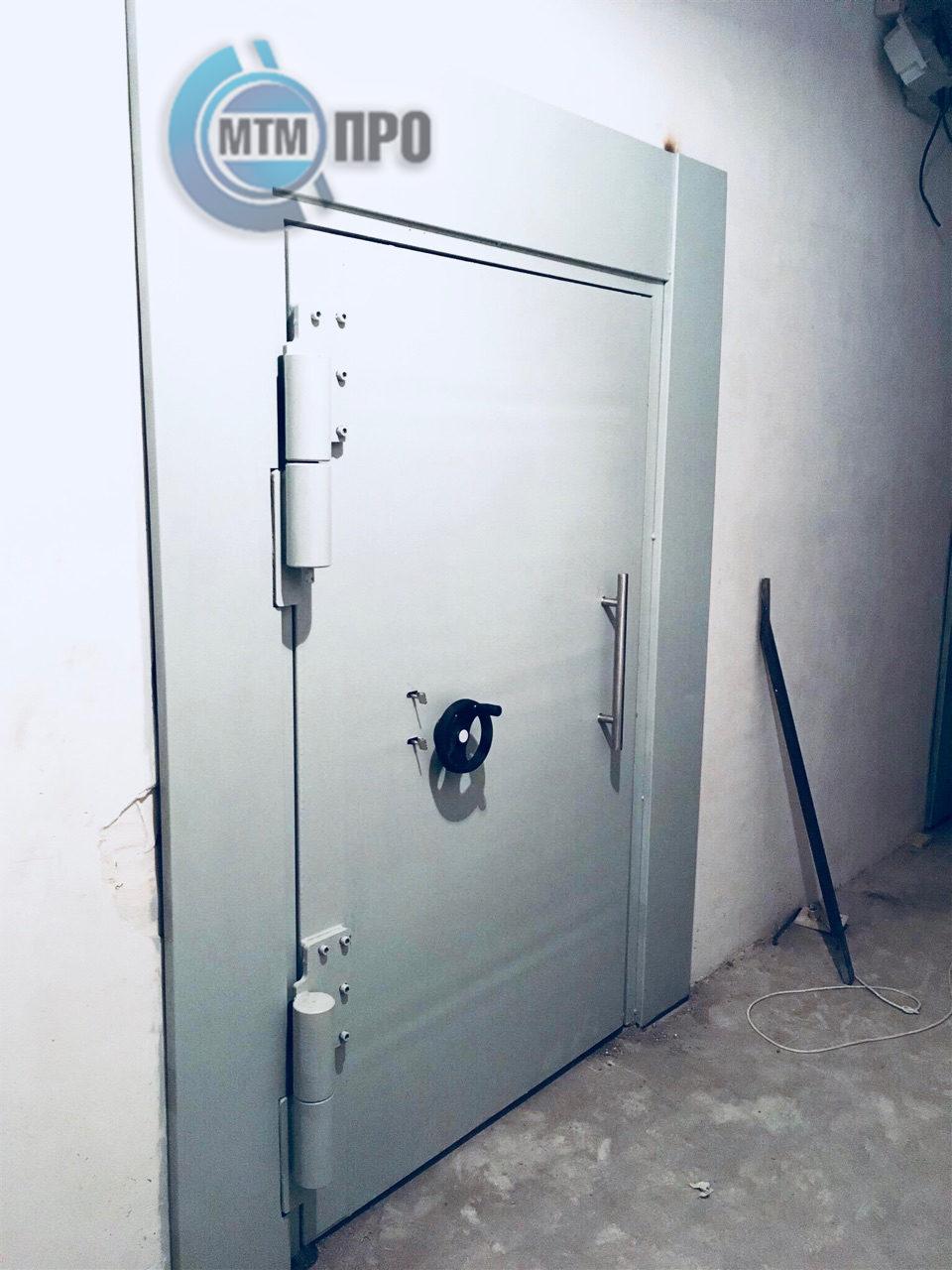Взломостойкая дверь