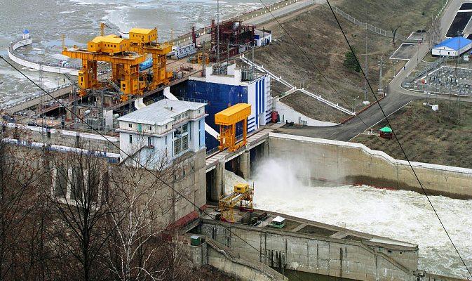 Павловская ГЭС