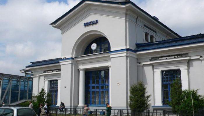 ЛОВД станции Мытищи