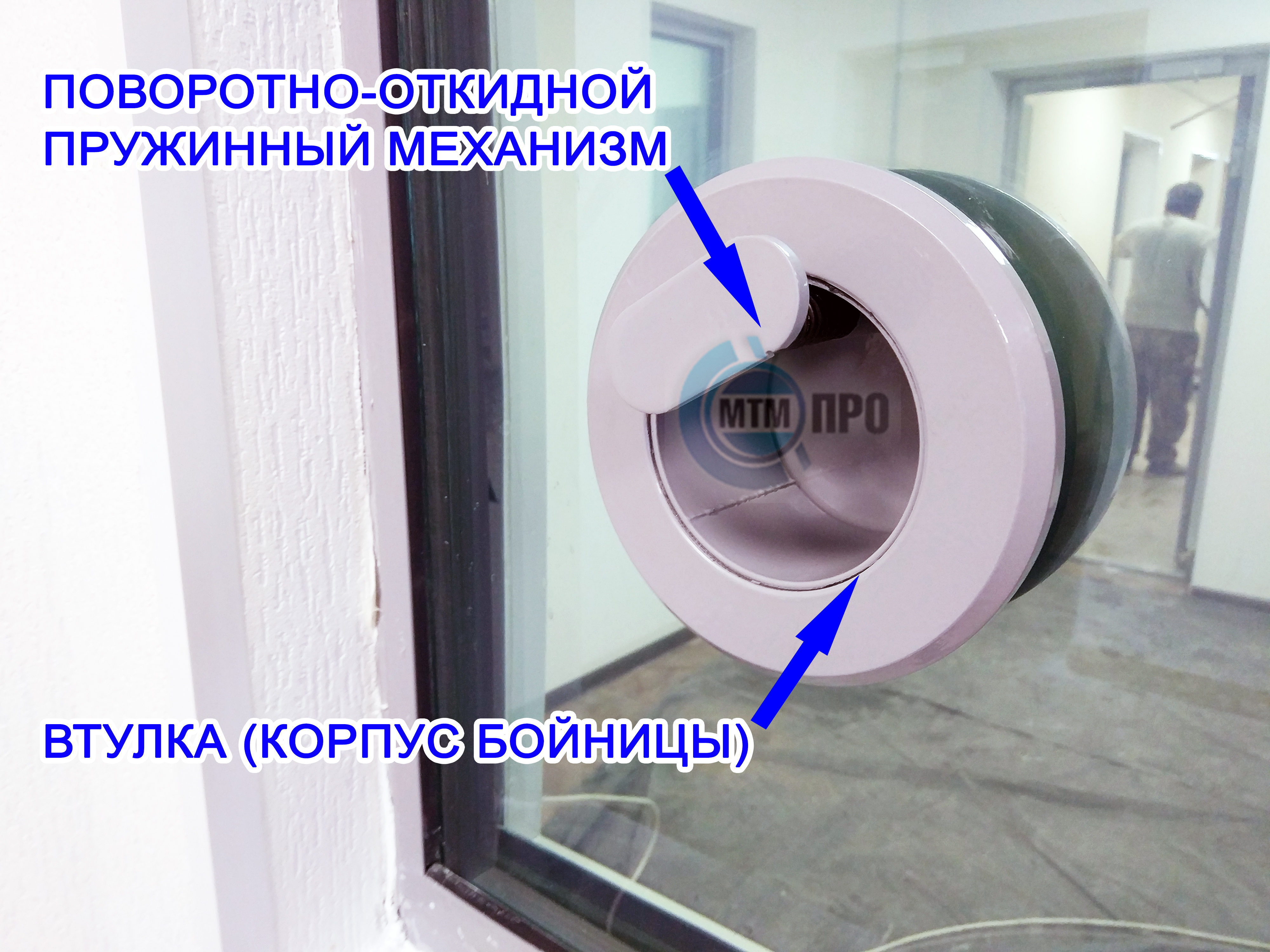 Пулестойкие окна с бойницами