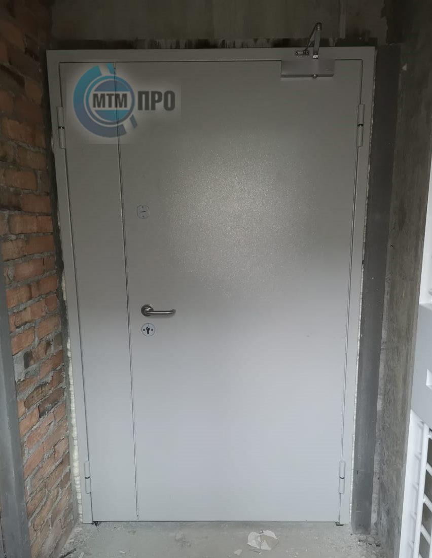 Дверь стальная усиленная Бланш МТМ-ПРО