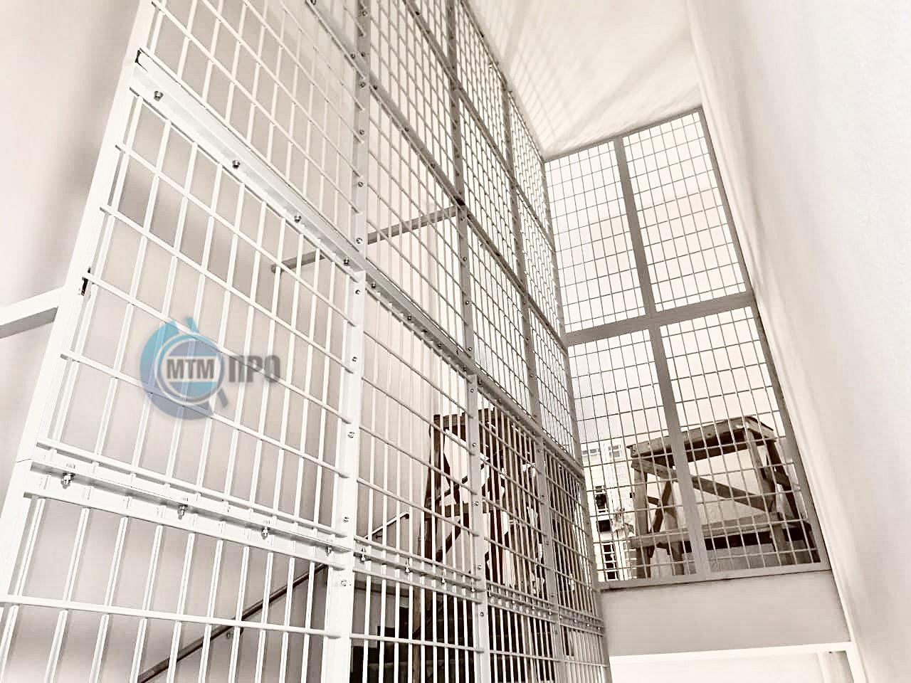 Ограждение лестниц МТМ-ПРО