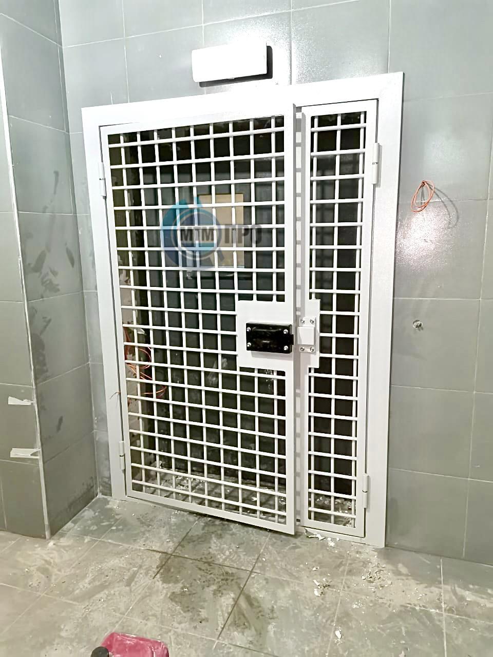 Решетчатая дверь КВАДРО-14 МТМ-ПРО