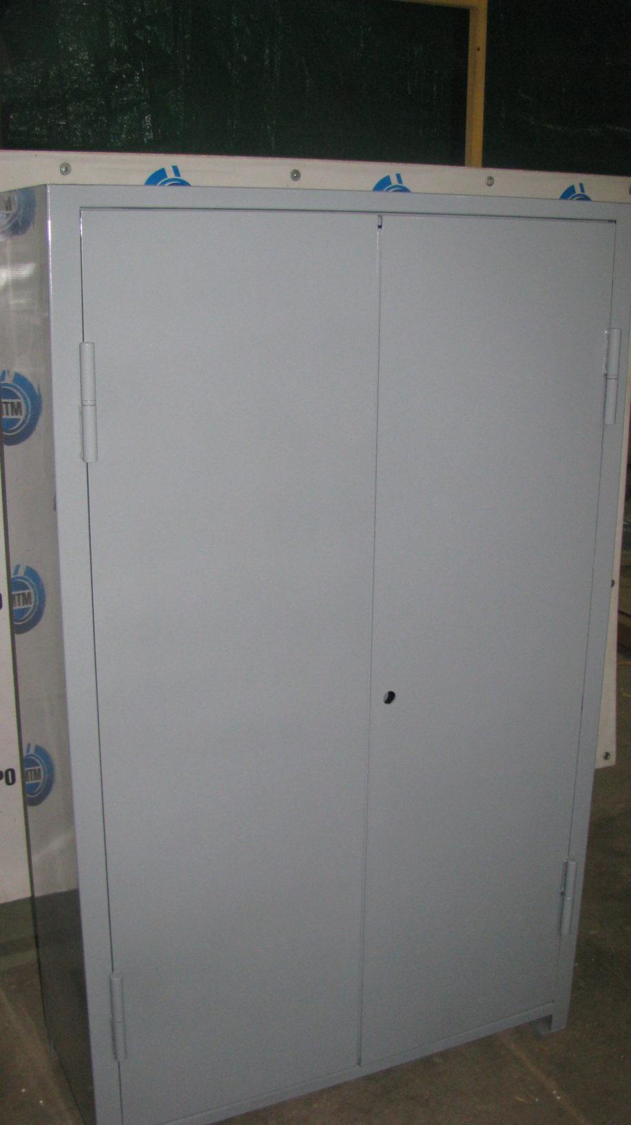 Шкаф стальной усиленный